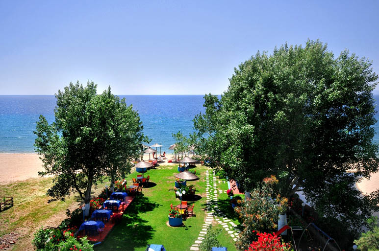 Apartment for Rent Toroni, Sithonia, Halkidiki, Greece Angelos Garden (1)